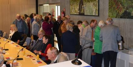 Bezoek aan Waregem oktober 2015